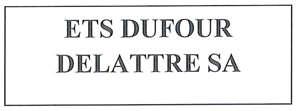 ets Dufour Delattre
