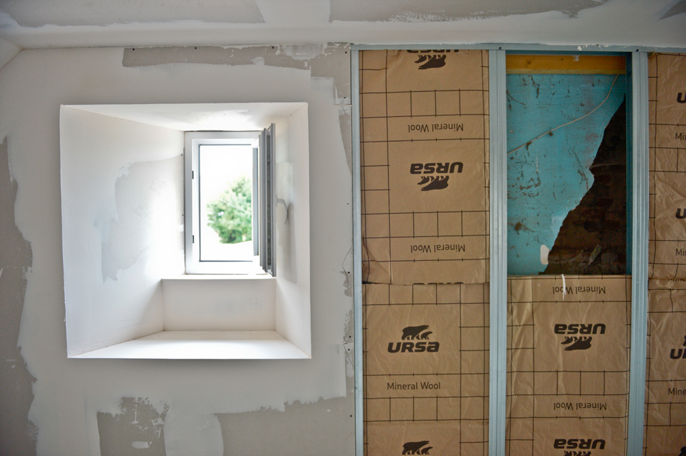Rénovation & isolation