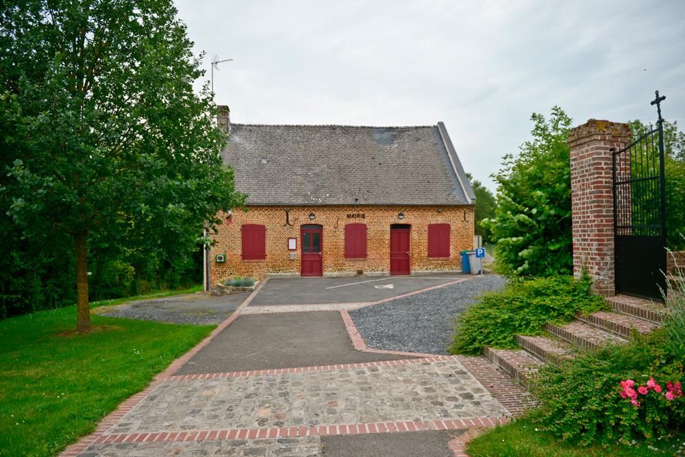 Intégration de la nouvelle mairie dans une ancienne maison